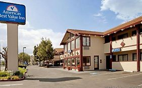 Americas Best Value Inn Sunnyvale Ca