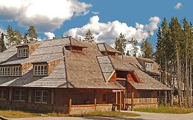 Canyon Lodge Yellowstone