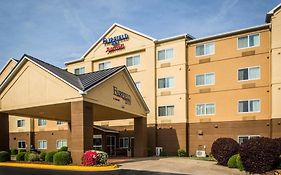 Fairfield Inn By Marriott Little Rock North North Little Rock United States