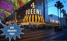 Four Queens Hotel in Las Vegas Nevada
