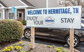 Suburban Extended Stay Hermitage Tennessee