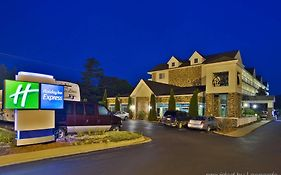 Holiday Inn Express Mackinaw