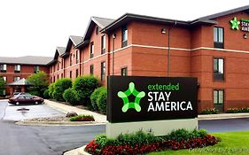 Extended Stay America - Detroit - Ann Arbor-University South photos Exterior