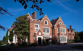 Highley Manor Hotel Balcombe 3* United Kingdom