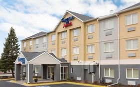 Fairfield Inn Dubuque Iowa