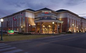 Courtyard Fort Smith Downtown Fort Smith Ar