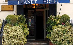 Thanet Hotel London United Kingdom