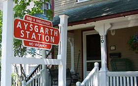 Aysgarth Station Bed And Breakfast