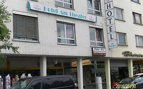 Hotel am Theater Pforzheim