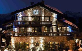 Hotel le Saint Roch Courchevel