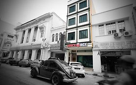 Brick Box Hotel Ipoh