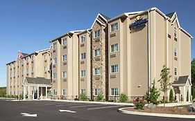 Microtel Wilkes Barre Pa