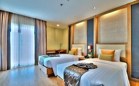 The Ashlee Plaza Patong Hotel & Spa 3*