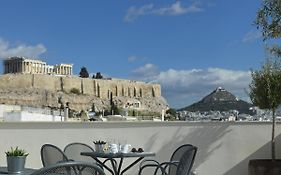 Acropolis Hill Hotel Athens Greece