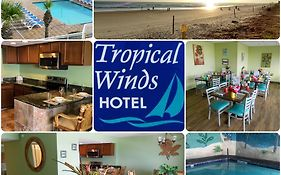 Tropical Winds Hotel Daytona Beach Florida