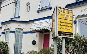 Sydney Guest House Plymouth