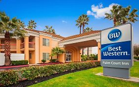 Best Western Modesto Palm Court