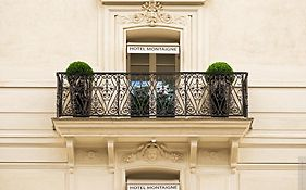 Hotel Montaigne Paris