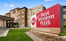 Best Western Plus Service Inn & Suites Lethbridge