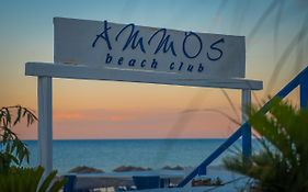 Ammos Beachfront Luxury Rooms - Adults Only Ανω Βασιλικος