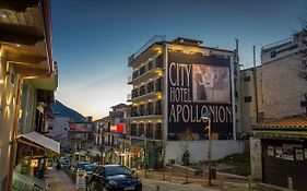 City Hotel Apollonion Karpenisi