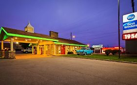 Best Western Route 66 Rail Haven Springfield Mo