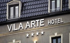 Vila Arte Boutique Hotel Bucharest