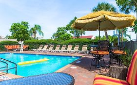 Tropical Beach Resort in Siesta Key