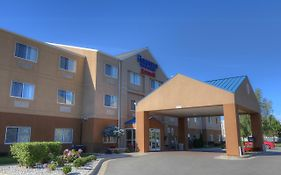Fairfield Inn And Suites mt Pleasant Mi