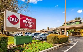 Best Western Plus Forest Park Inn Gilroy Ca 3*