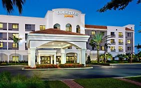 Courtyard Marriott in Stuart Fl