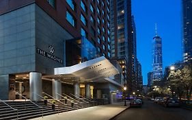 The Ritz-Carlton New York Battery Park New York Ny