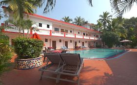 Anjuna Beach Resort 3*