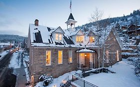 Washington School House Hotel Park City Ut