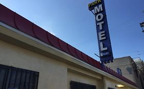 Park Motel Los Angeles Ca