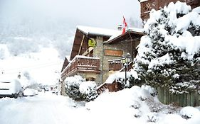 Hotel Ancolie Champagny en Vanoise