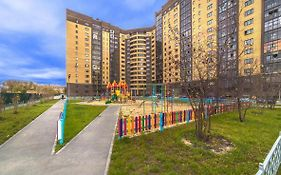 Apartments on 50 Oktyabrya Tyumen