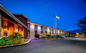Best Western Corning Ca