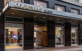 Courtyard Portland City Center Portland Or