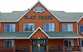 Flat Creek Lodge Hayward United States