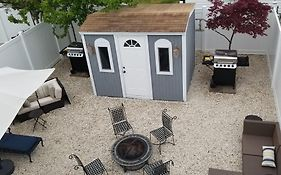 1St Floor Cottage! One Block To Beach, Convention Center And Wildwood Crest!