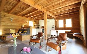 Chalet Luxe Alpes