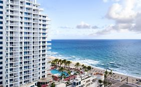 Hilton Hotel on Fort Lauderdale Beach