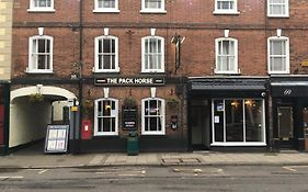 The Pack Horse Hotel Louth (lincolnshire) 4* United Kingdom