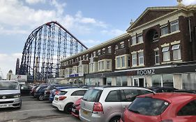 The Beach Hotel Blackpool