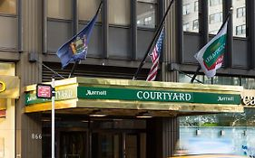 Courtyard New York Manhattan/midtown East