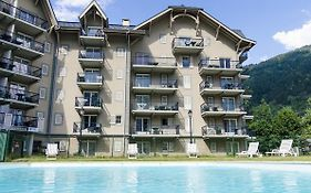 Vacances Mont Blanc - Residence Le Grand Panorama photos Exterior