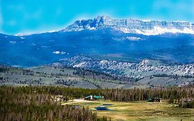 Crooked Creek Guest Ranch Dubois Wyoming
