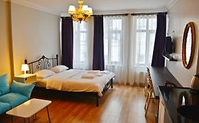 Galata Tower Suites By Mile Hotel photos Exterior