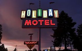 Holiday Motel Bend Oregon